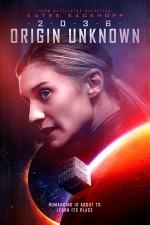 2036 Origin Unknown (2018) afişi