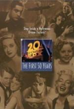 20th Century-fox: The First 50 Years (1997) afişi