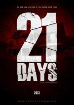 21 Days (2014) afişi