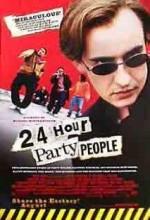 24 Saat Parti İnsanları (2002) afişi