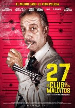 27: El club de los malditos (2018) afişi