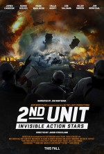2nd Unit: Invisible Action Stars (2019) afişi