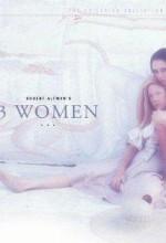 3 Kadın (1977) afişi