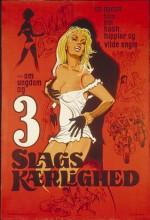 3 Slags Kærlighed (1970) afişi
