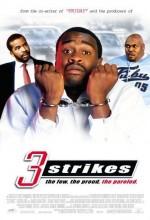 3 Strikes (2000) afişi
