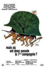 3 Zırdeli Savaşta (1973) afişi