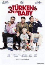 3 Türk, 1 Bebek (2015) afişi