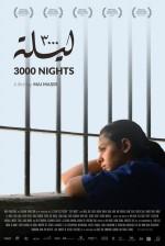 3000 Gece (2015) afişi