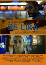 3.5 Lira (2017) afişi