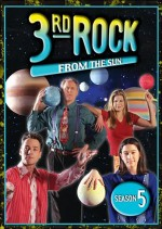 3rd Rock from the Sun Season 5 (1999) afişi