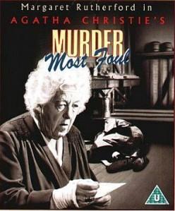 Murder Most Foul (1964) afişi