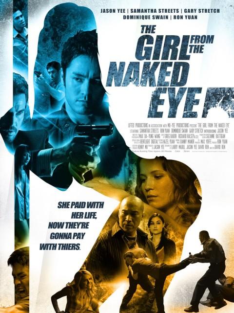 Çıplak Gözlü Kız (2012) afişi