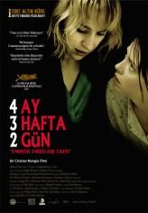 4 Ay, 3 Hafta, 2 Gün (2007) afişi