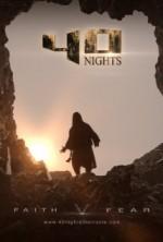 40 Nights (2016) afişi
