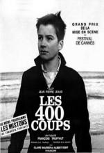400 Darbe (1959) afişi