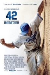 42 (2013) afişi