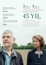 45 Yıl (2015) afişi