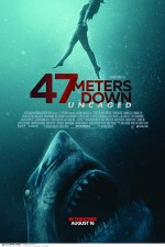 47 Meters Down: Uncaged (2019) afişi