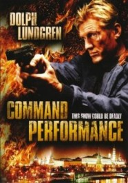 Command Performance (2009) afişi