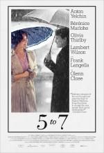 5'ten 7'ye (2014) afişi