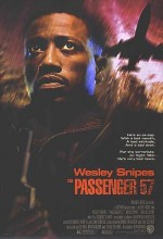 57 Numaralı Yolcu (1992) afişi