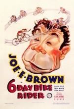 6 Gün Bisiklet Sürmek (1934) afişi