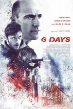 6 Gün (2017) afişi
