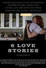 6 Love Stories (2016) afişi
