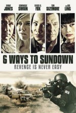 6 Ways to Sundown (2015) afişi