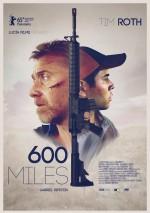 600 Mil (2015) afişi