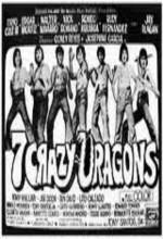 7 Crazy Uragons (1974) afişi