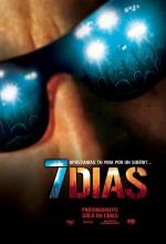 7 Días (2005) afişi
