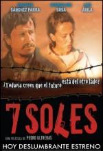 7 Soles (2009) afişi