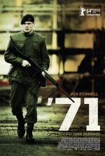 '71 (2014) afişi