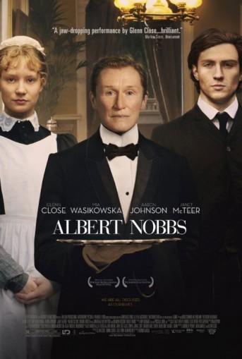 Hizmetkar Albert Nobbs (2011) afişi