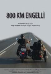 800 km Engelli (2012) afişi