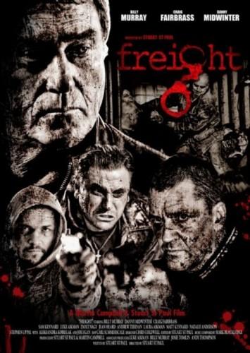 Freight (2010) afişi