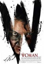 The Woman (2011) afişi
