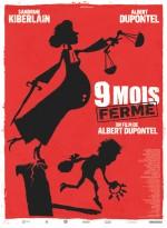 9 Ay Hapis (2013) afişi