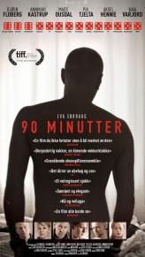 90 minutes (2012) afişi