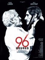 96 heures (2014) afişi