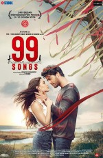 99 Songs (2019) afişi