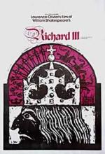 III. Richard (1955) afişi