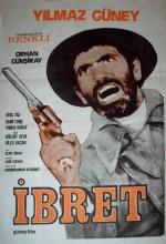 İbret (1971) afişi