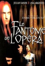 Il Fantasma Dell'opera (1998) afişi