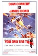 007 James Bond: İnsan İki Kere Yaşar