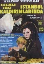 İstanbul Kaldırımları (1968) afişi