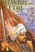 İstanbul'un Fethi (1951) afişi