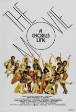 A Chorus Line (1985) afişi