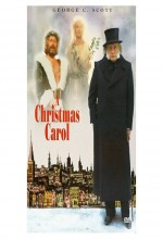A Christmas Carol(tv) (1984) afişi